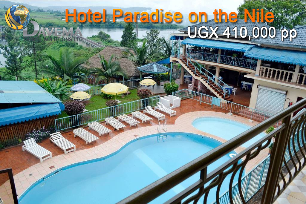 DAVEMA Travel Hotel Paradise on The Nile